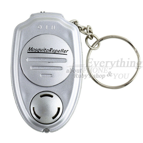 Hot Portable Keychain Mosquito Repeller Electronic Ultrasonic Mosquito PMouse Killer New