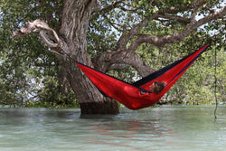 2 People Portable Parachute Hammock - Hamacas