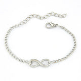 New Women Men Handmade Gift Charm 8 Shape Jewelry Infinity Bracelet - AmazingSolution