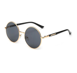 ROUND CAT EYE MODERN SUNGLASSES