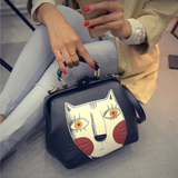 LIMITED EDITION CAT PRINTED PURSE