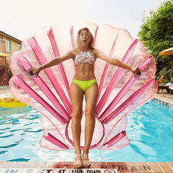 GIANT SHELL POOL FLOAT