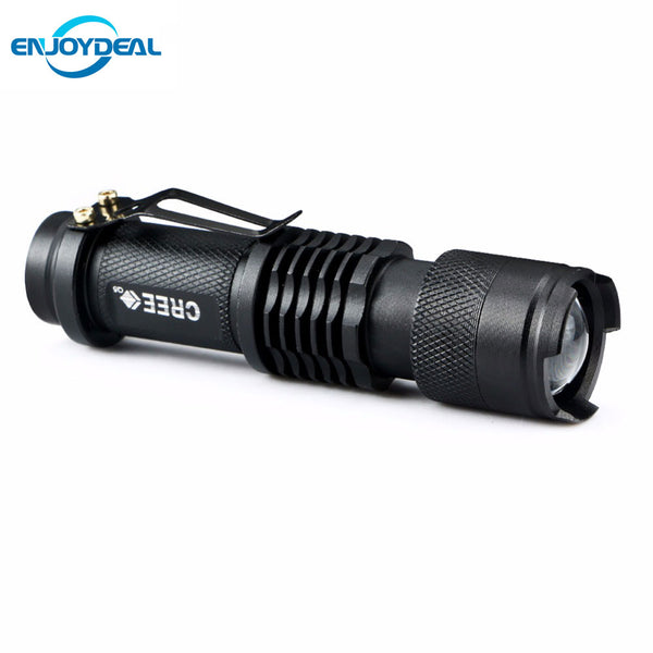 Mini Q5 LED Waterproof Flashlight 2000