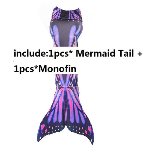 MERMAID FIN