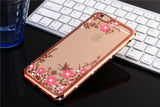 Secret Garden Luxury Plating for iphone