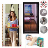 Anti ZIKA Mosquito Bug Door Curtain