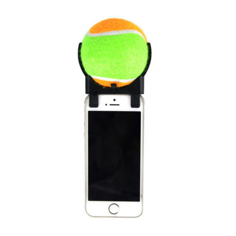 Dougez Dog Selfie Phone Stick Toy Ball Attachment Pooch Pet Training Selfy UK