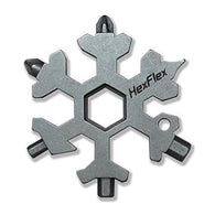 HexFlex Multi-Tool -15 Tools in the palm of your hand choose Standard OR Metric