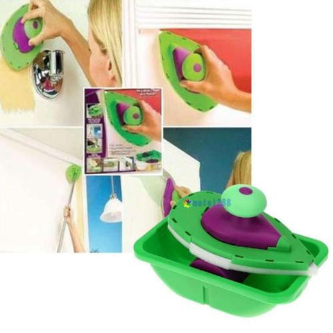 Paint Roller and Tray Set Household Painting Brush