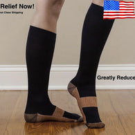 Miracle Copper Socks Anti Fatigue