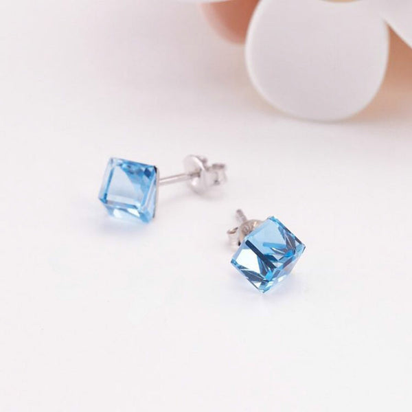 SWAROVSKI OCEAN BLUE BUNDLE - Accessories - Blue Edges Co. | Nordic Contemporary Marble Fashion | Minimal Uniqueness