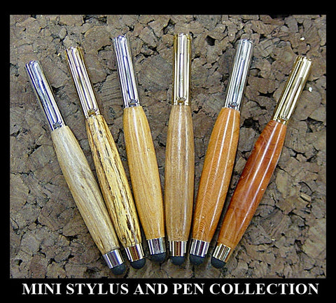 MINI STYLUS PEN WITH POCKET CLIP