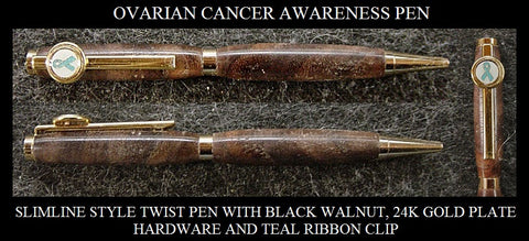 OVARIAN CANCER AWARENESS PEN