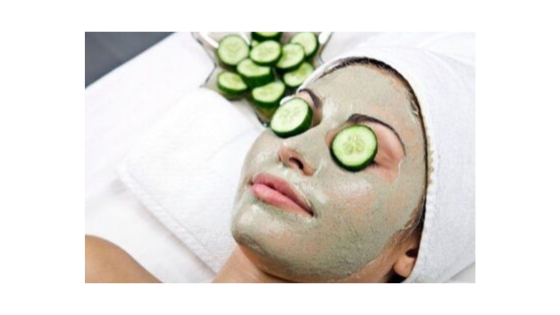 Benefits of cucumber for the face