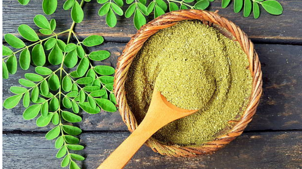 Benefits of Moringa (for the skin)