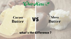 Cocoa Butter Vs Shea Butter what's the difference ?