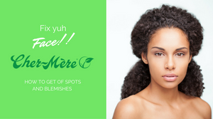 Natural Methods to Help Minimize Spots and Blemishes
