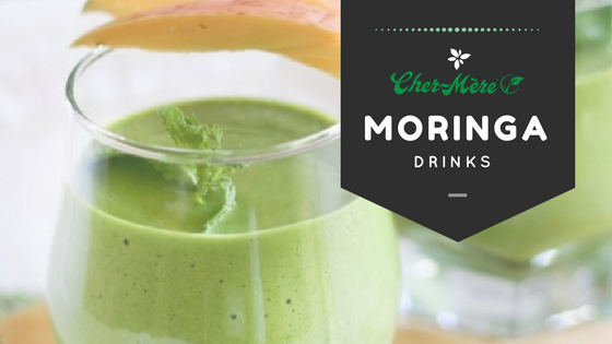 Moringa Drinks…...  Health and Flava !!!