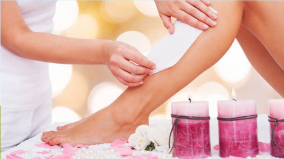 The process of waxing and its benefits