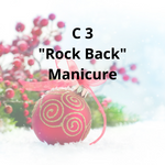 "C3 - ""Rock Back"" Manicure"
