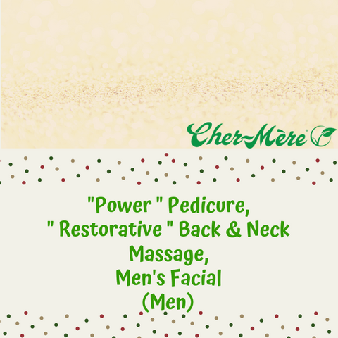 Christmas Package 35 (men) - Cher-Mere