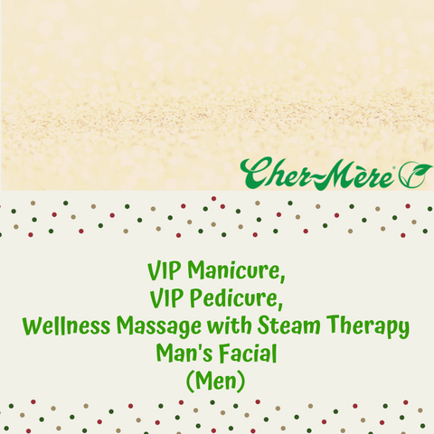 Christmas Package 36 (men) - Cher-Mere