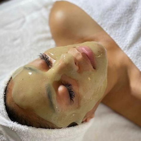 Hydrojelly Facial