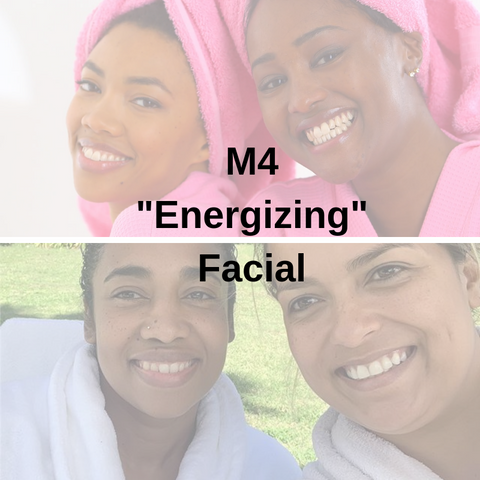 "M4 ""Energizing"" Facial - Cher-Mere"