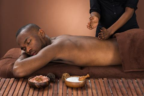 High Performance - Hot Stone Body Massage, Active Men's Facial, Premier Pedicure