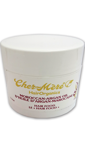 Hair Organics Moroccan-Argan Oil Hair Food