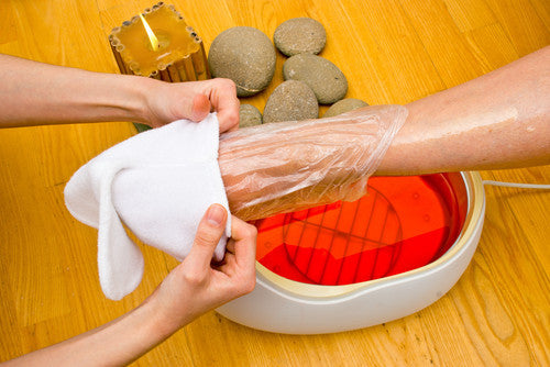 Spa Pedicure (paraffin)