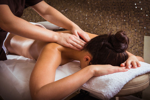 Head-to-Toe Aromatherapy Body Massage - Cher-Mere