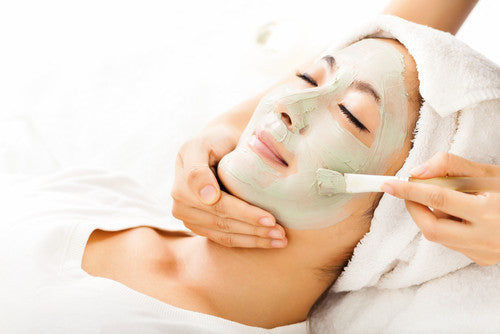 Firming Seaweed Facial - Cher-Mere