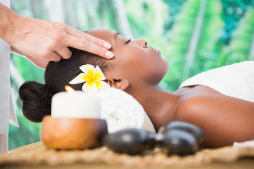 Wellness Massage with Steam Therapy