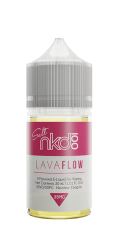 Naked Salts - Lava Flow 30ML