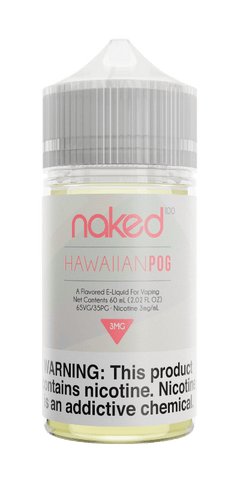 Naked - Hawaiian POG 60ML