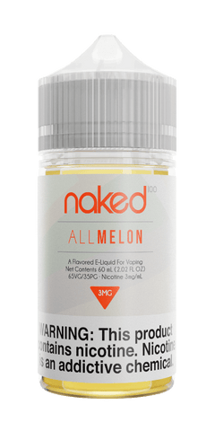 Naked - All Melon 60ML