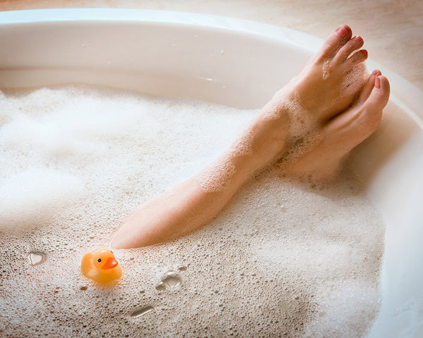 How-to Take the Perfect Bath