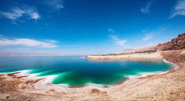 WHY IS THE DEAD SEA SO FASCINATING