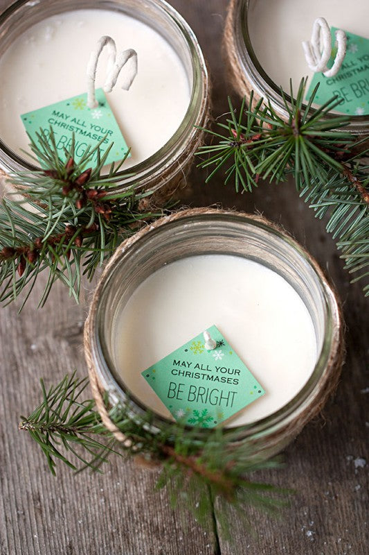 The Best Diy Christmas Candle Recipes Blog