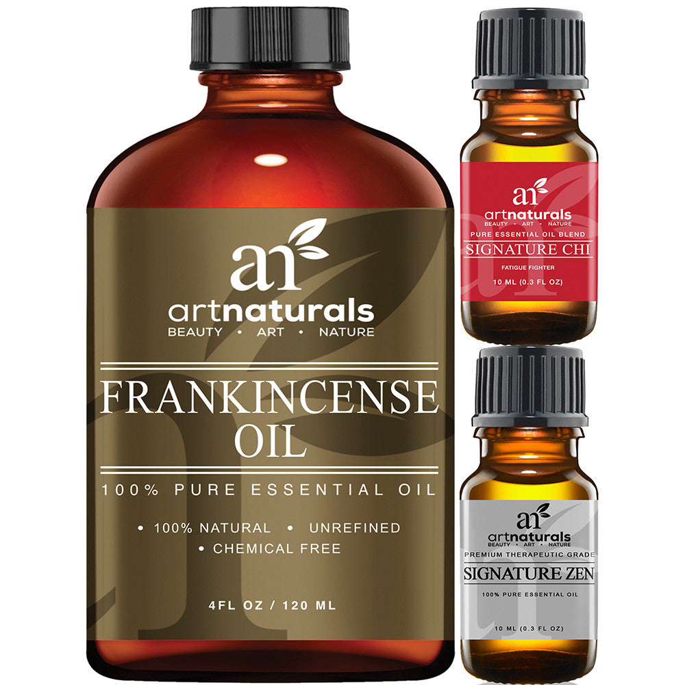 Frankincense Oil Set (4 oz. / 118ml )