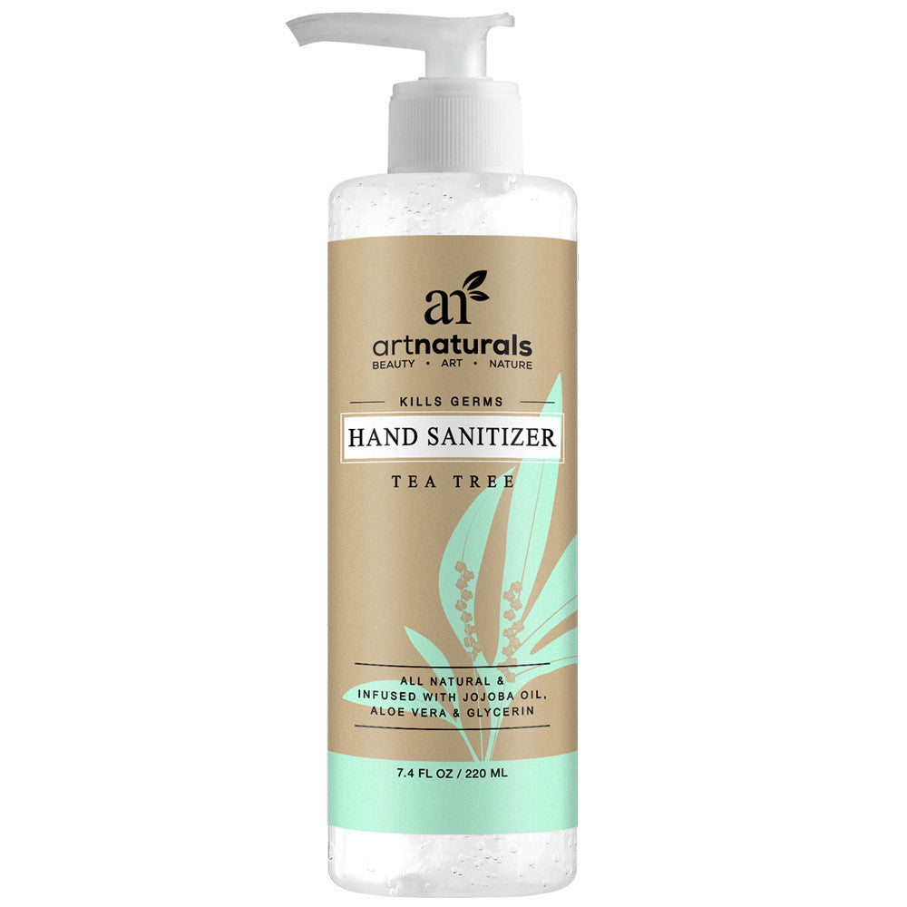 artnaturals® Tea Tree Scented Hand Sanitizer