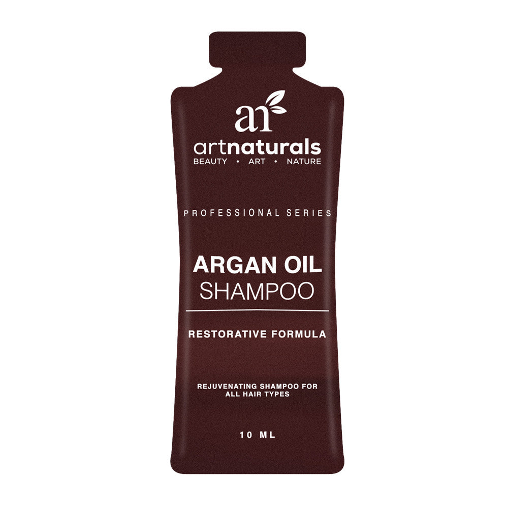 ARGAN OIL SHAMPOO SAMPLE