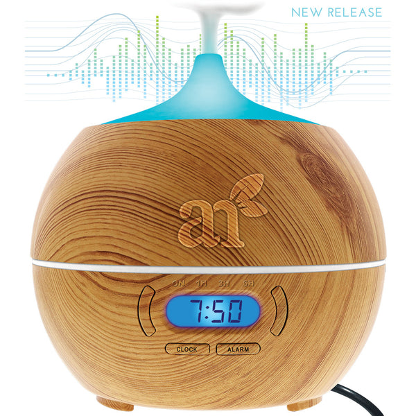 art<b>naturals</b>® Bluetooth Oil Diffuser