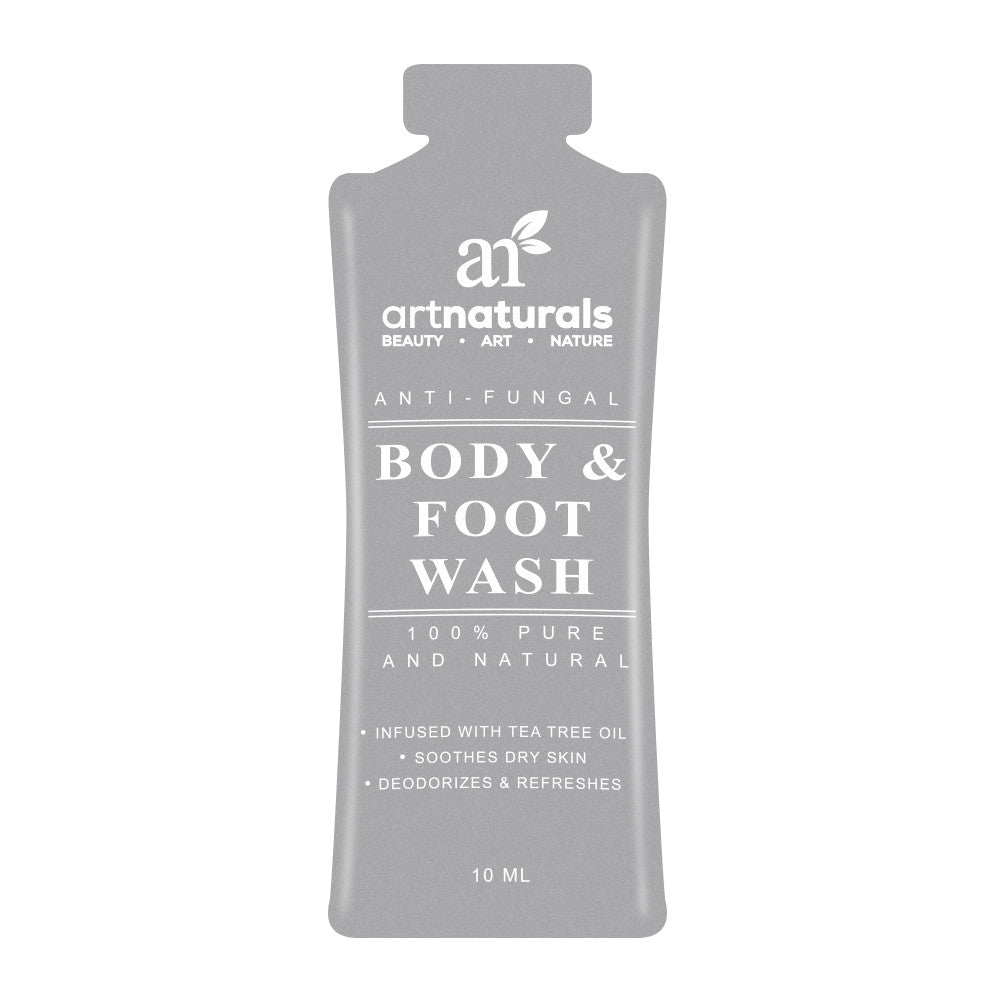 TEA TREE BODY WASH SAMPLE