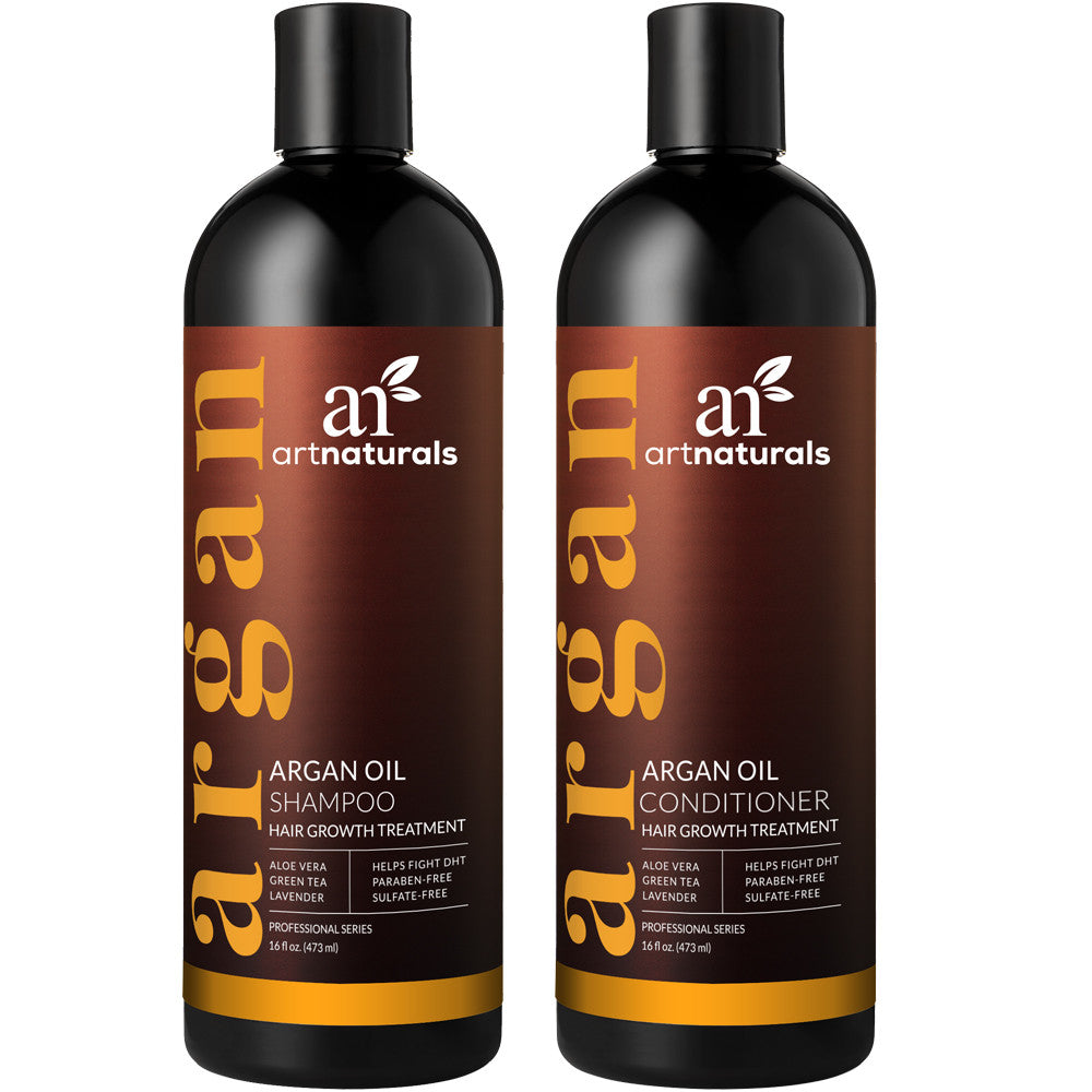 artnaturals® Hair Growth Treatment Shampoo & Conditioner Set