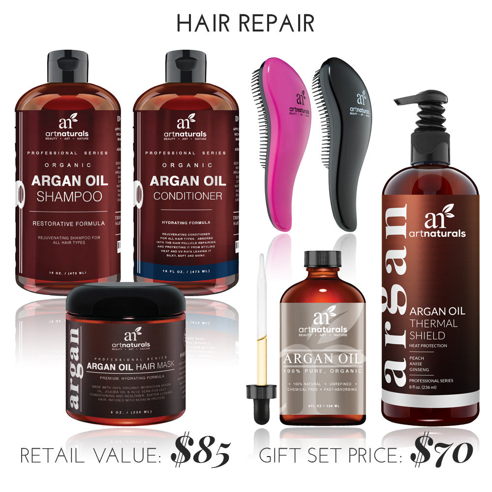 Hair Repair Gift Set