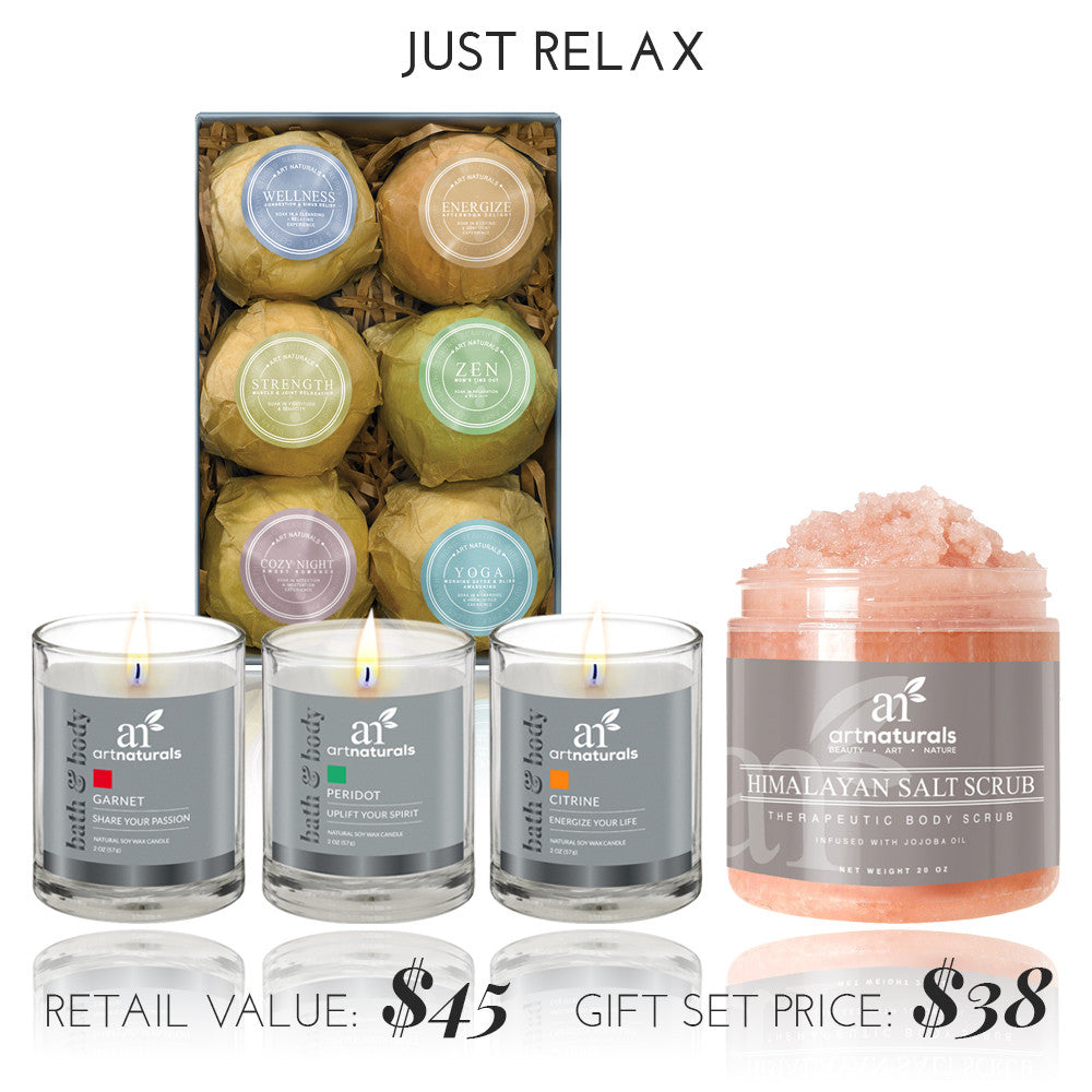 Just Relax Gift Set