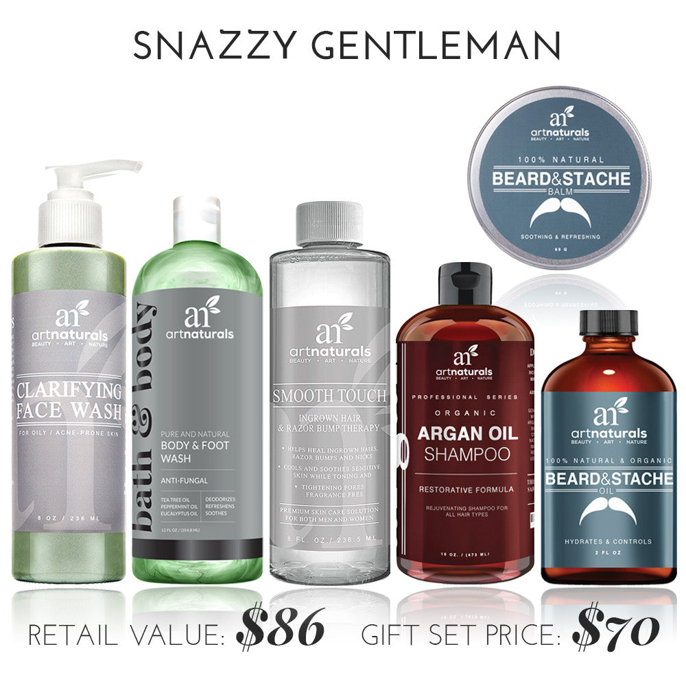 Snazzy Gentleman Gift Set