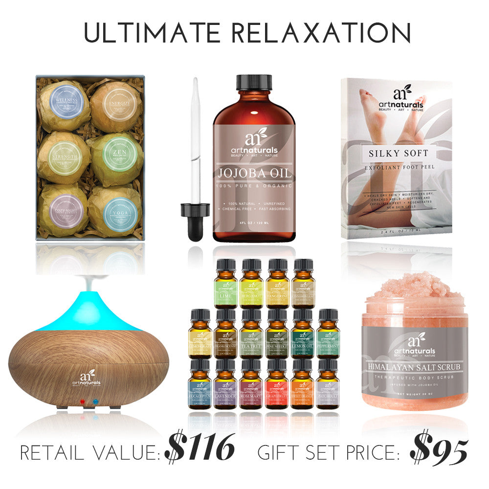 Ultimate Relaxation Gift Set